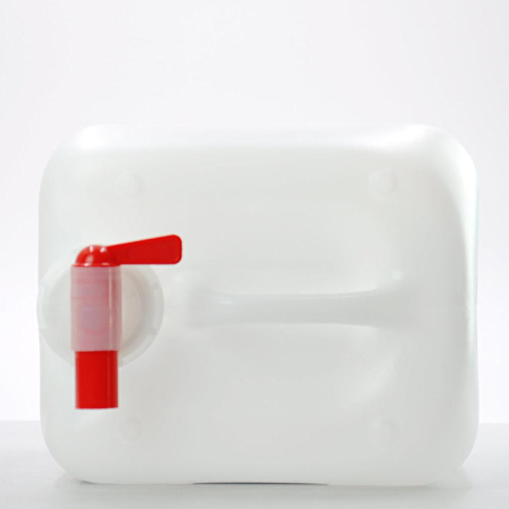 Verschluss mit Auslaufhahn für 10 Liter Kanister